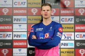 IPL-13: कोलकाता से हार के बाद स्मिथ ने कहा- हमने लगातार विकेट खो दिए