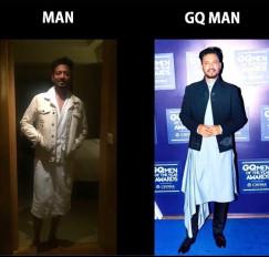 ..जब इरफान खान ने बनाया था खुद का मीम