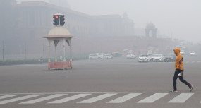 दिल्ली में सर्दी की शुरुआत, 3-4 डिग्री तक गिर सकता है पारा