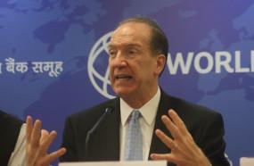 विश्व बैंक के प्रमुख ने ऋण राहत पर जी20 की प्रगति का स्वागत किया
