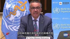 विश्व स्वास्थ्य महासभा की बैठक का उद्घाटन