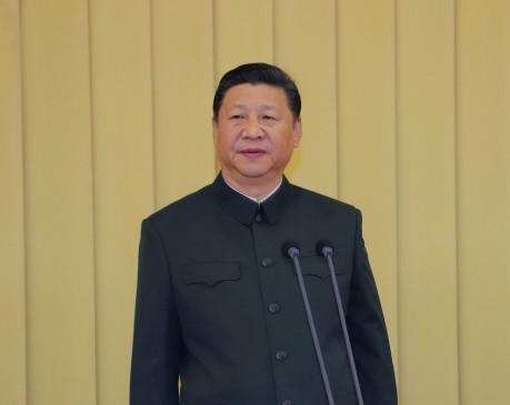 शी चिनफिंग ने यांगत्सी नदी आर्थिक पट्टी के विकास पर जोर दिया