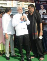 वायएसआरसीपी नेताओं ने छेड़छाड़ के विरोध में की रैली