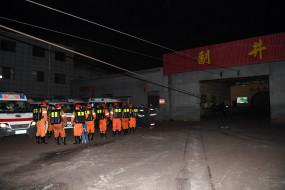 कोयले की खदान में फंसे 13 चीनी नागरिक, बचाव कार्य जारी