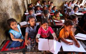 मध्यप्रदेश के 20 जिलों के 5760 स्कूल बंद होंगे, कांग्रेस बोली- 'छोड़ पढ़ाई, उठा कढ़ाई'