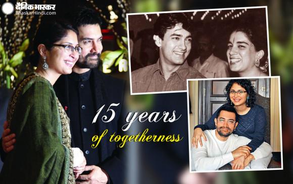"""Wedding Anniversary: आमिर खान ने पूरे किए किरण संग 15 साल, फैमिली ट्रिप पर पहुंचे """"गिर नेशनल पार्क"""""""