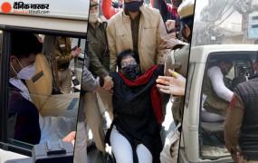 BJP शासित MCD में ढाई हजार करोड़ के घोटाले का आरोप, प्रदर्शन कर रहे AAP नेताओं को हिरासत में लेने के बाद छोड़ा