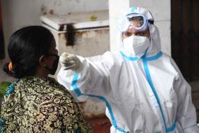 तेलंगाना में कोरोना के सक्रिय मामले घटकर 10 हजार से कम