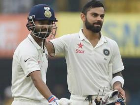 पैटरनिटी लीव पर भारत रवाना हुए विराट कोहली, बचे मैचों में रहाणे संभालेंगे टीम की कमान