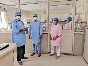 एसएनसीयू में अलर्ट - गंभीर शिशुओं पर चिकित्सक रखें निगरानी, दिन में चार बार करें स्वास्थ्य परीक्षण