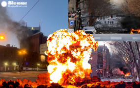 अमेरिका: नैशविले में क्रिसमस पर धमाका, अब तक 3 घायल, कई किलोमीटर दूर तक सुनी गई आवाज