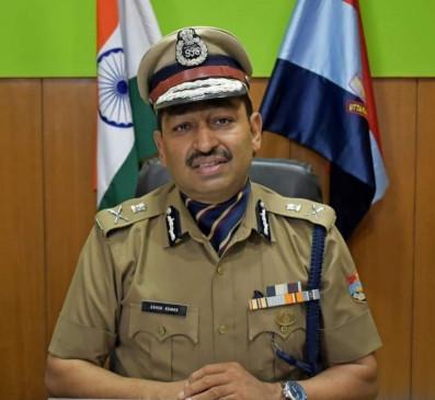 अशोक कुमार ने उत्तराखंड के 11वें डीजीपी का पदभार संभाला