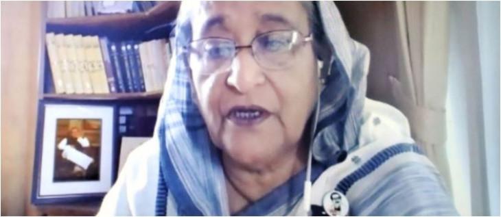 बांग्लादेश की प्रधानमंत्री ने सीमा रक्षकों से कहा, लोगों की सेवा करें