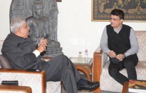 मिशन बंगाल: भाजपा जॉइन कर सकते हैं सौरव गांगुली ! पश्चिम बंगाल के राज्यपाल जगदीश धनखड़ से की मुलाकात