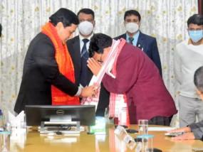 BTC Election: असम में BJP ने बनाया नया गठबंधन, राज्य सरकार में सहयोगी BPF का छोड़ा साथ