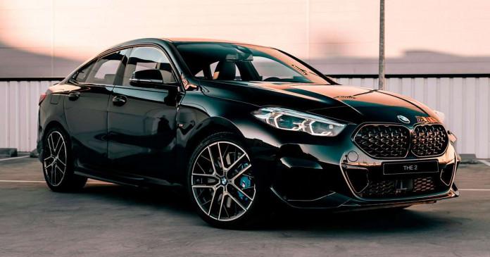 BMW 2 सीरीज ग्रैन कूप ' ब्लैक शैडो' एडिशन: 7 दिसंबर से शुरू होगी इस धांसू फीचर्स वाली सेडान की बुकिंग