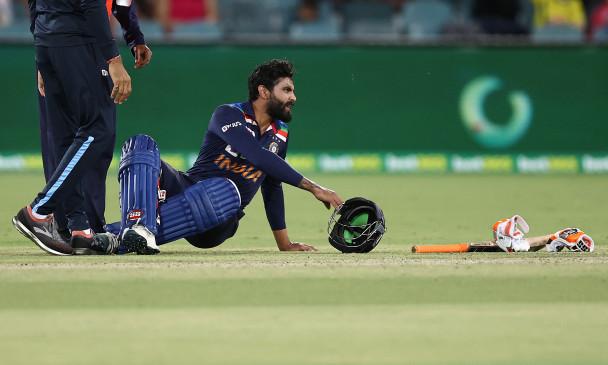 कन्कशन प्रोटोकॉल: जडेजा टी-20 सीरीज से बाहर, टीम से जुड़ा यह खिलाड़ी