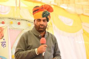 राजस्थान में कांग्रेस व भाजपा की सहयोगी आरएलपी भारत बंद के समर्थन में