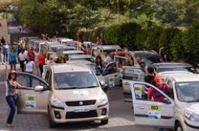 27 को दैनिक भास्कर फैमिली कार रैली