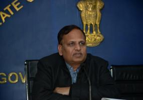 किसान आंदोलन से दिल्लीवालों को नहीं हो रही है परेशानी : सतेंद्र जैन