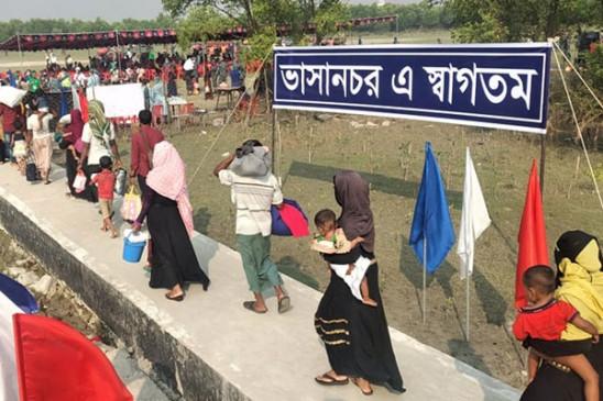 रोहिंग्याओं के स्थानांतरण के प्रयास की गलत व्याख्या न करें : बांग्लादेश मंत्रालय