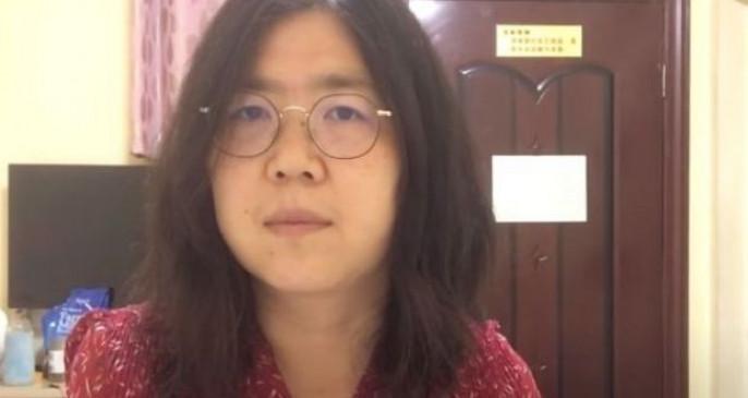 मेजर इन्वेस्टमेंट पैक्ट के साइन होने से पहले ईयू ने कहा, चीन जर्नलिस्ट झांग ज़ान को रिहा करें