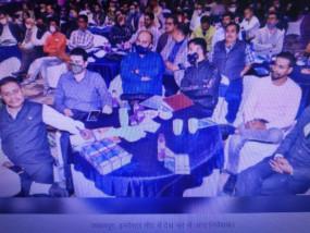 जबलपुर टेक्नोपार्क में 500 करोड़ के निवेश की उम्मीद -सुविधाएं देखकर कहा ... यहाँ निवेश फायदे का सौदा