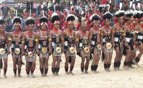 वर्चुअल हुआ नागालैंड का प्रसिद्ध हॉर्नबिल फेस्टिवल
