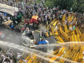 किसान आंदोलन:दिल्ली-जयपुर हाइवे जाम करने की तैयारी,दिल्ली कूच पर हरियाणा से किसान