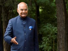 किसान आंदोलन: राष्ट्रपति कोविंद से मिलने पहुंचे राहुल समेत 5 नेता ,कृषि कानून पर मंथन