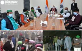 Farmer Protest: राजनाथ से मुलाकात के बाद किसानों ने खोला दिल्ली-नोएडा बॉर्डर, आज हाईवे जाम करेंगे और 14 को भूख हड़ताल का ऐलान