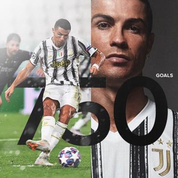 फुटबाल : रोनाल्डो ने किया करियर का 750वां गोल