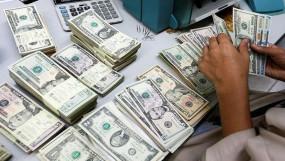 2.56 अरब डॉलर बढ़त के साथ 581 अरब डॉलर पहुंचा भारत का विदेशी मुद्रा भंडार