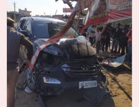 पूर्व क्रिकेटर मोहम्मद अजहरुद्दीन की कार का राजस्थान में हुआ एक्सीडेंट, रणथंभौर घूमने जा रहे थे