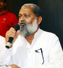 हरियाणा के मंत्री अनिल विज कोरोना से संक्रमित