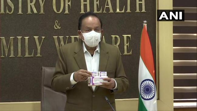 निमोनिया के मरीजों को राहत: स्वास्थ्य मंत्री ने लॉन्च की भारत की पहली पूरी तरह से स्वदेशी न्यूमोकोकल वैक्सीन, पिछले टीकों से कम होंगे दाम
