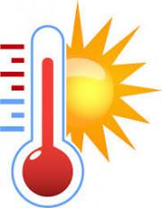 नागपुर में तापमान बढ़ने से होने लगी गर्मी , दक्षिणी-पूर्वी हवाओं का असर