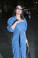 हिना खान ने की नाइट मोड फोटोग्राफी