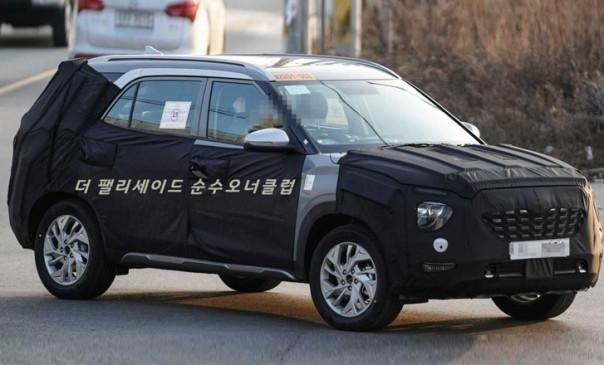 SUV: Hyundai Creta का 7-सीटर वर्जन जल्द हो सकता है लॉन्च, टेस्टिंग के दौरान दिखी झलक
