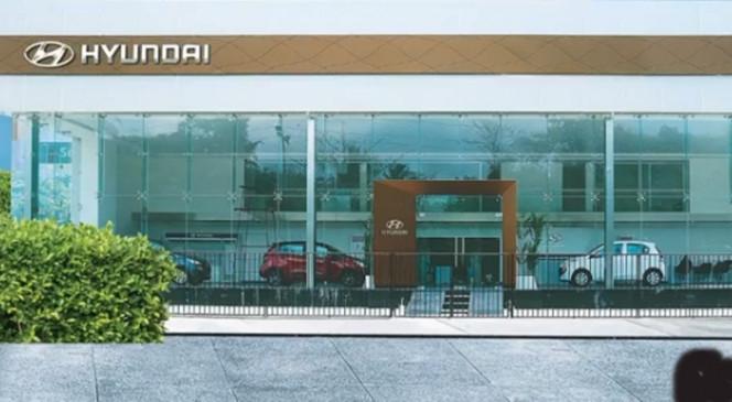 हुंडई मोटर इंडिया के उत्पादों की बिक्री में 2 फीसदी की गिरावट