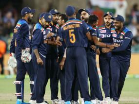 IND vs AUS 1st T20I: भारत ने ऑस्ट्रेलिया को 11 रन से हराया, नटराजन-चहल ने 3-3 विकेट चटकाए