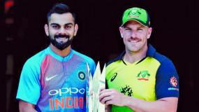 IND vs AUS 1st T20I: ऑस्ट्रेलिया ने भारत के खिलाफ टॉस जीतकर पहले गेंदबाजी चुनी
