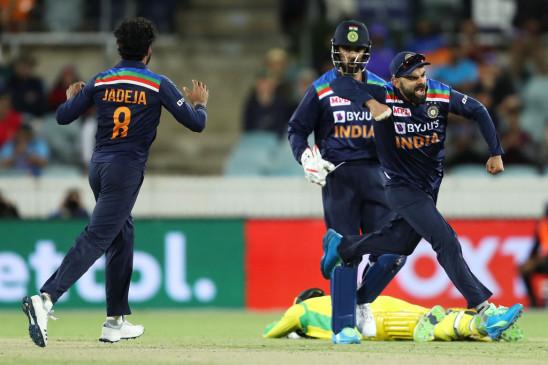 IND Vs AUS: आखिरी वन-डे जीतकर टीम इंडिया ने बचाई साख, सीरीज 2-1 से ऑस्ट्रेलिया के नाम