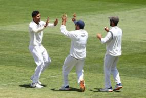 ICC टेस्ट चैम्पियनशिप में भारत दूसरे स्थान पर कायम, ऑस्ट्रेलिया पहले पर काबिज