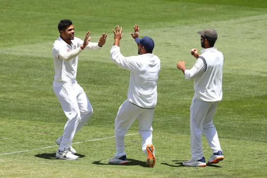 India vs Australia 2nd Test Day 3: मजबूत स्थिति में भारत, 6 विकेट पर ऑस्ट्रेलिया का स्कोर 133 रन