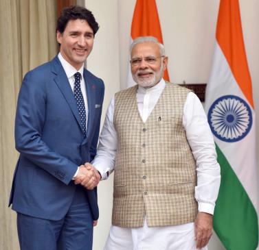 कनाडाई पीएम की टिप्पणी पर भारत ने द्विपक्षीय संबंध बिगड़ने की चेतावनी दी