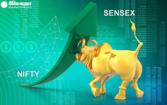 Opening bell: शेयर बाजार की शानदार शुरुआत, 300 अंक ऊपर खुला सेंसेक्स, निफ्टी 90 ऊपर