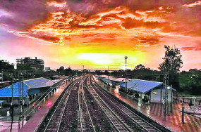 जबलपुर-गोंदिया नई लाइन का होगा शुभारंभ, गया-चेन्नई-गया होगी पहली ट्रेन