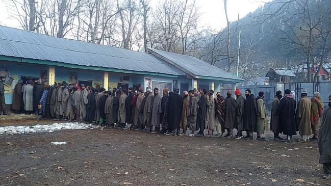जम्मू-कश्मीर: DDC चुनाव परिणाम आज, 2178 उम्मीदवारों के भाग्य का होगा फैसला