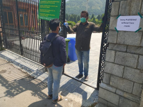 जम्मू-कश्मीर : कोरोना के नए मामले ज्यादा, रिकवर हुए कम